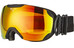 Alpina Pheos S QMM SPH goggles S2 rood/zwart